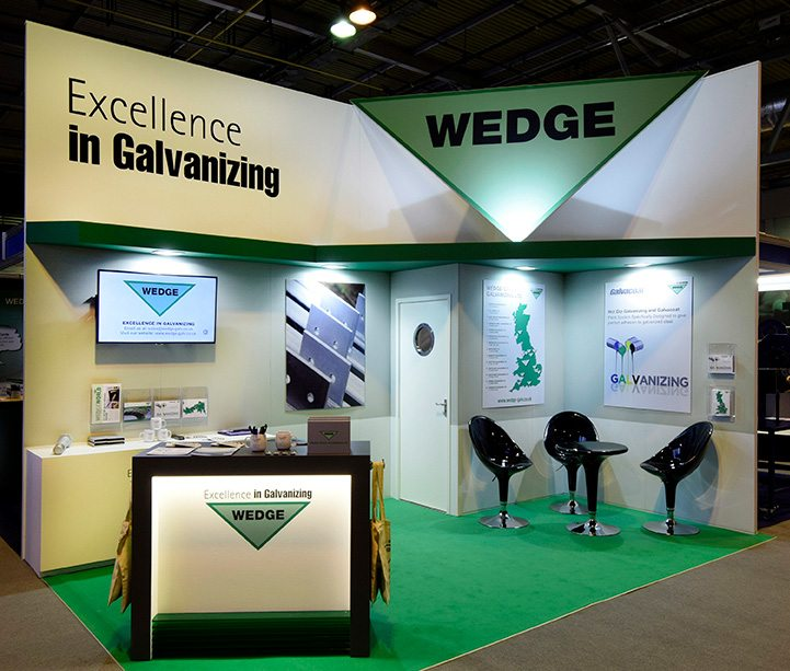 Excellence in galvanizing wedge