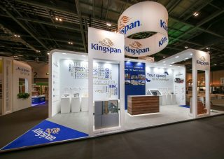Exhibition Stand Regulations : Bespoke exhibition stands portfolio