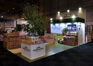 Exhibition Stand Packages : Quattro display ltd exhibition stand designers